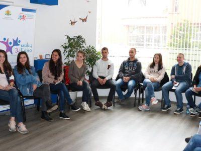 Лаборатории за младежки инициативи
